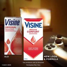 VISINE® Red Eye Comfort Eye Drops