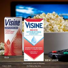 VISINE® Red Eye Hydrating Comfort Eye Drops