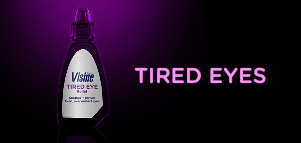 Tired Eyes Symptoms