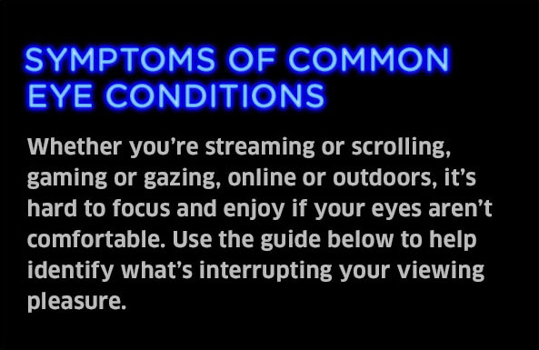 Learn About Common Eye Problems