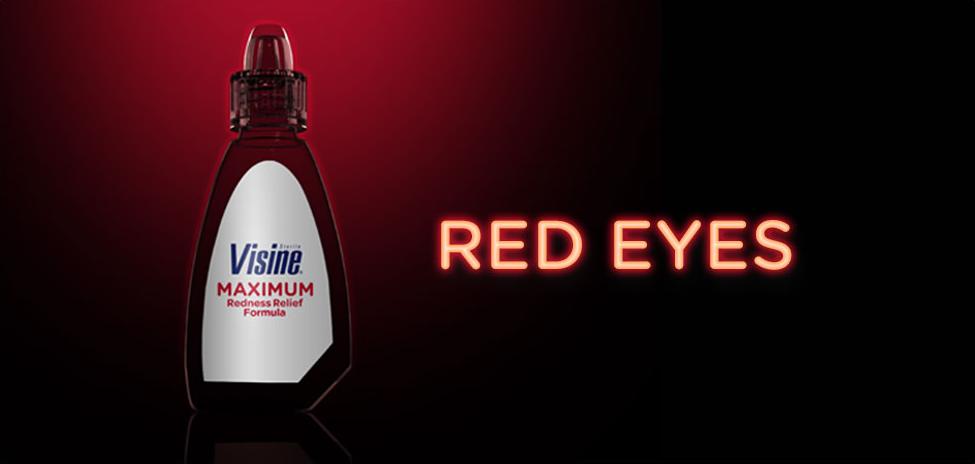 Red Eyes Symptoms